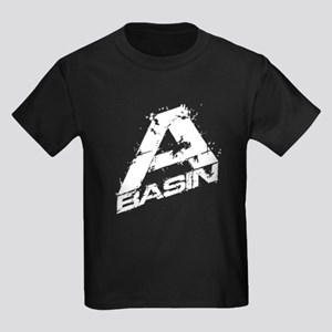 A-Basin Design For Dark Kids Dark T-Shirt