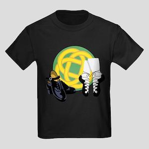 Celtic Knot Irish Shoes T-Shirt