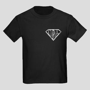 Super CPA - Metal Kids Dark T-Shirt
