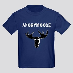 anonymoose Kids Dark T-Shirt