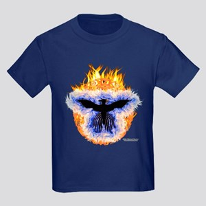 Phoenix Arisen Kids Dark T-Shirt
