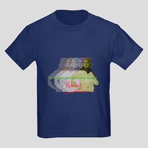 Napoleon quote Kids Dark T-Shirt