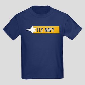 U.S. Navy: Fly Navy (F-35) T-Shirt
