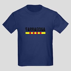 Catalunya: Tarragona Kids Dark T-Shirt
