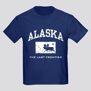 Alaska Kids Dark T-Shirt