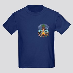Big Sur 417 Kids Dark T-Shirt