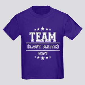 Team Family Kids Dark T-Shirt