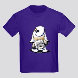 Playful Havanese Kids Dark T-Shirt