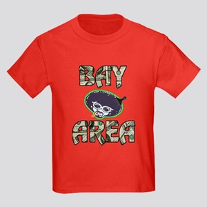 BAY AREA BIZZNESS Kids Dark T-Shirt
