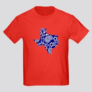Paisley Kids Dark T-Shirt
