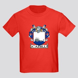 Cahill Coat of Arms Kids Dark T-Shirt