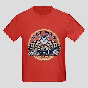 Rat Man Kids Dark T-Shirt