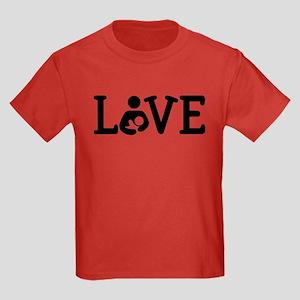 Breastfeeding Love T-Shirt