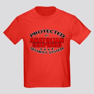Anatolian Shepherd Security Kids Dark T-Shirt