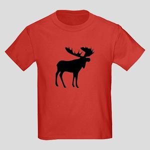 Black Moose Kids Dark T-Shirt