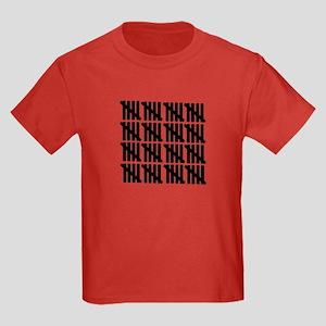 80th birthday Kids Dark T-Shirt