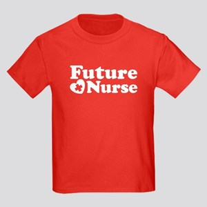 Future Nurse Kids Dark T-Shirt