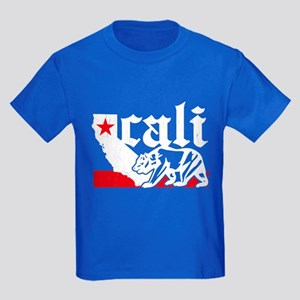 CALIFORNIA Kids Dark T-Shirt