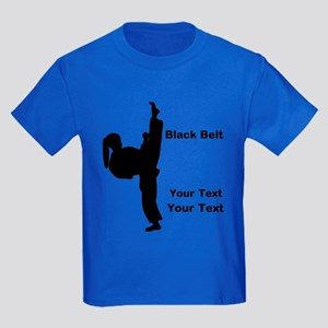Martial Arts Kids Dark T-Shirt