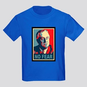 FDR - No Fear Kids Dark T-Shirt