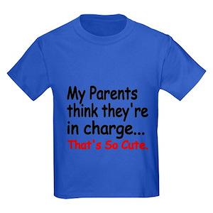 f4c87fb8 Funny Kids T-Shirts - CafePress