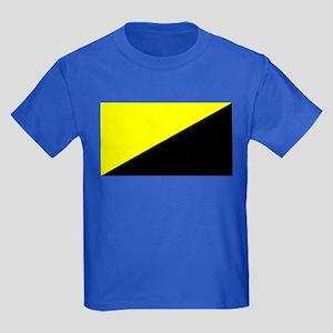 343950323 Anarcho Capitalism Kids T-Shirts - CafePress
