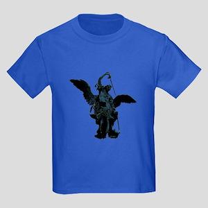 Powerful Angel Kids Dark T-Shirt
