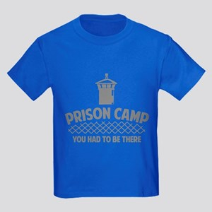 Prison Camp Kids Dark T-Shirt