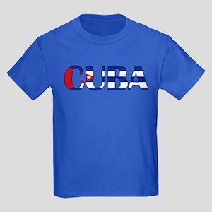 Cuba Kids Dark T-Shirt