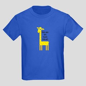 Cute Christian Kids Dark T-Shirt