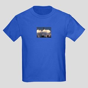 Bison Island Kids Dark T-Shirt