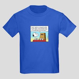 Other Dog Kids Dark T-Shirt