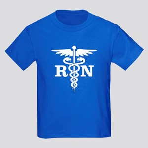 Caduceus RN (blue) T-Shirt