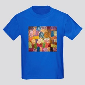 AUSTRALIAN ABORIGINAL CIRCLE ART3 T-Shirt