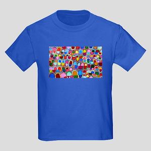 AUSTRALIAN ABORIGINAL BRIGHT COLORS T-Shirt