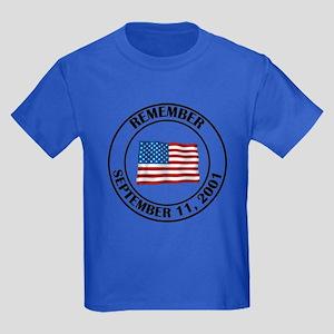 9 11 Kids Dark T-Shirt