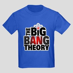 The Big Bang Theory Kids Dark T-Shirt