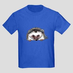 Pocket Hedgehog Kids Dark T-Shirt