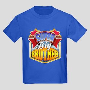 Super Big Brother Kids Dark T-Shirt