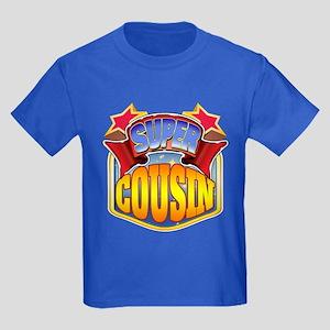 Super Cousin Kids Dark T-Shirt