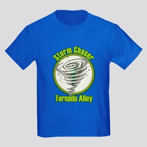 Storm Chaser Logo Kids Dark T-Shirt