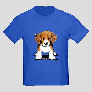 Beagle Puppy Kids Dark T-Shirt