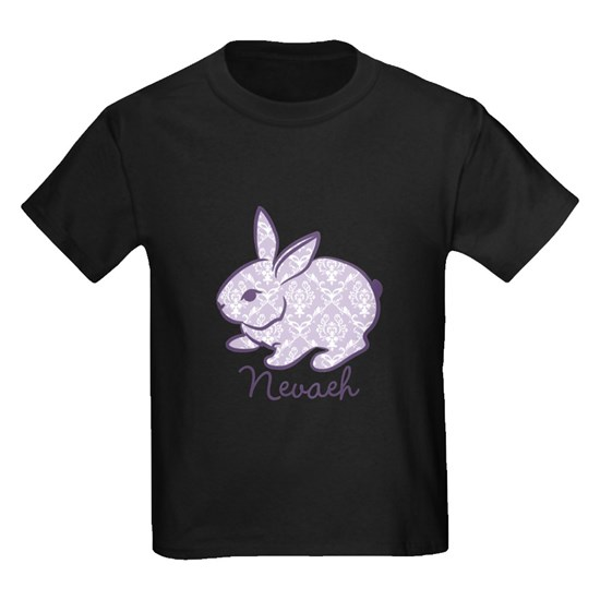 Purple chic bunny