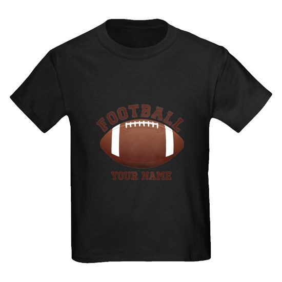 Personalized Name Football