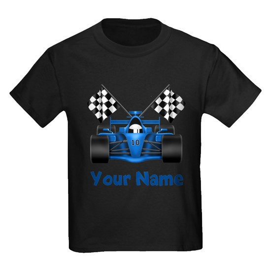 Race Car Personalized