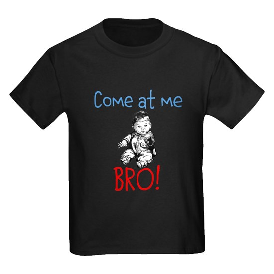 Come at me BRO! baby edition