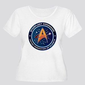 Star Trek Federation Of Planets Patch Women's Plus