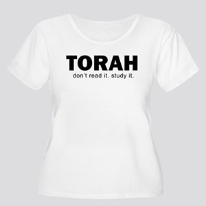 Torah Plus Size T-Shirt