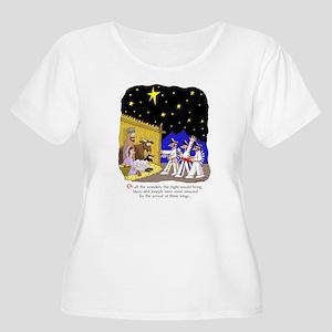 cf555e9ff Funny Jesus Women's Plus Size T-Shirts - CafePress