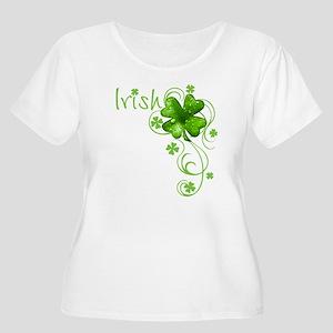 IrishShamrockSCTR Plus Size T-Shirt